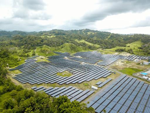 teknologi energi hijau - uma